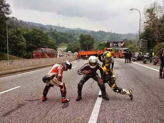 selfie-mangsa-sebelum-kemalangan-maut-superbike-lebuhraya-karak